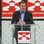 <strong>Kevin</strong> Plank: Under Armour's new City Garage innovation center will help spur manufacturing