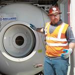 Bertha to get high-tech maintenance work after July 4