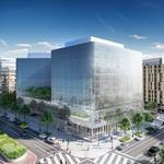 Hines, Hilton break ground on new luxury hotel in CityCenterDC