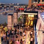 ​Team behind Bonfire and Provision No. 14 signs on to The Wharf