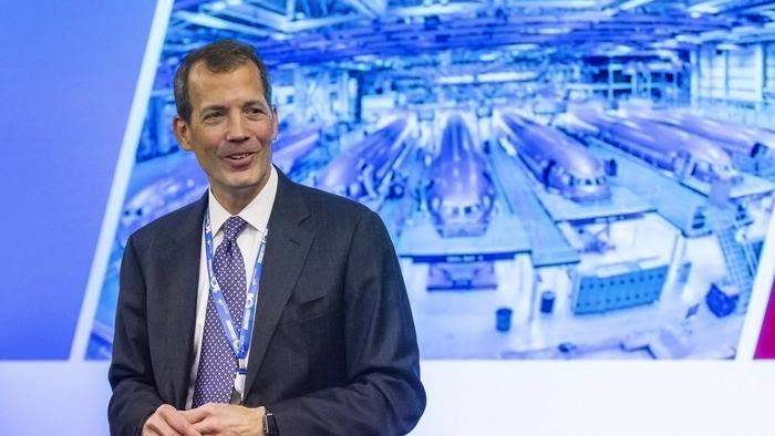 Spirit AeroSystems makes the most of its time in Paris
