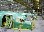 Boeing deliveries fall in Q1