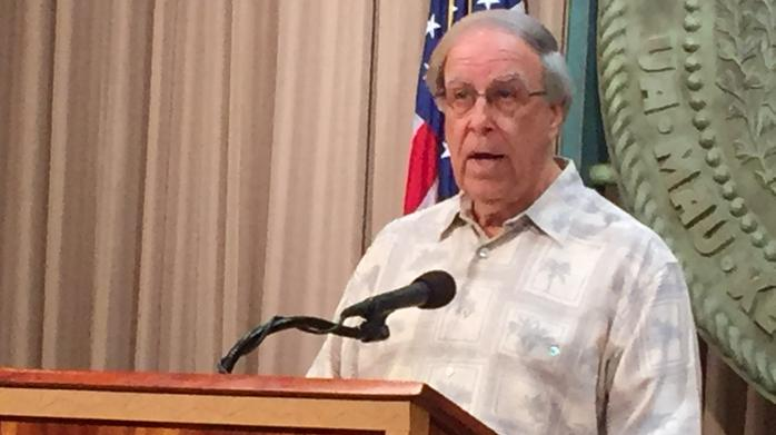 Senate committee recommends to reject Ige's PUC pick Thomas Gorak