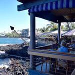 Huggo's restaurant in Kailua-Kona now offers breakfast service