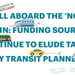 All aboard the 'NO' train: Funding sources continue to elude Tampa Bay transit planners