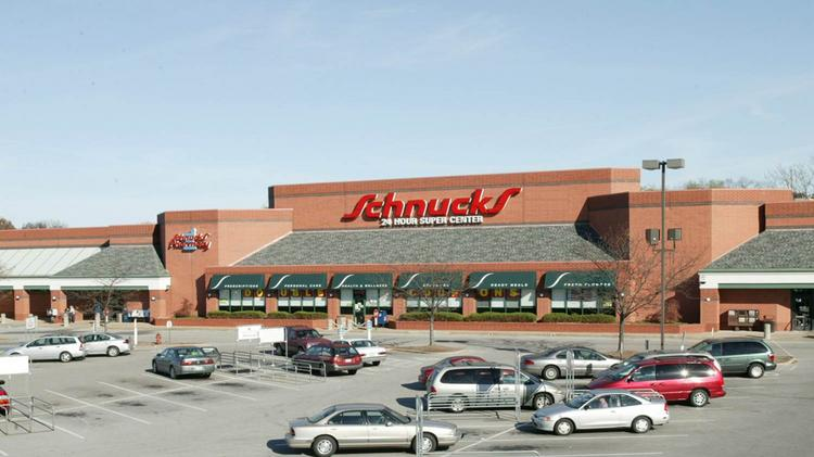 A Schnucks Store At The Grandview Shopping Center