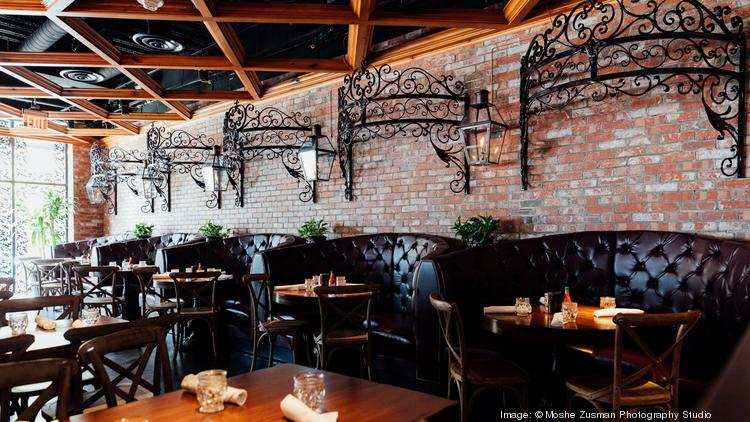 The Dining Room At Succotash In National Harbor Which Expanded To District Spring