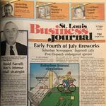 30 years ago this week: Suburban Newspapers touts circulation, Angelica's earnings dip
