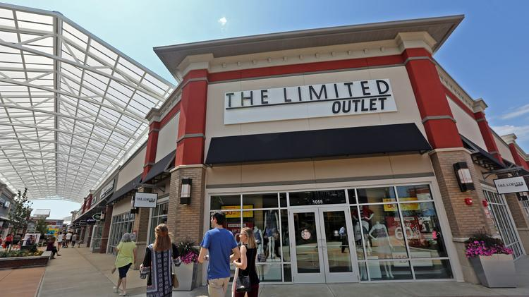 The Limited Outlet outlet store locations