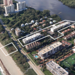Beachside apartment complex sold for 255% gain