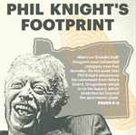 Cover Story: Phil Knight's footprint on Oregon