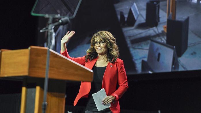 Media: Sarah Palin sues NYT