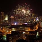 Centennial Olympic Park draws 40,000 for fireworks