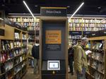 Amazon cuts ribbon on second brick-and-mortar bookstore in Manhattan