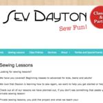 Dayton sewing shop closing