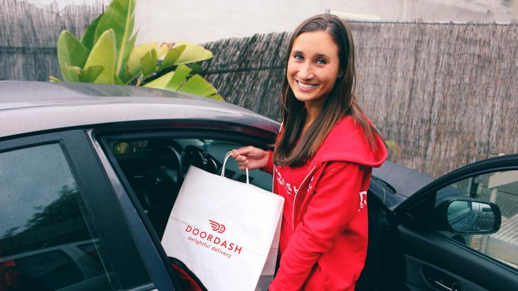 DoorDash food delivery service expanding its Phoenix presence