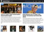 AXS to shut down Examiner.com