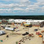 Retail spots are filling up at ex-Lockheed site