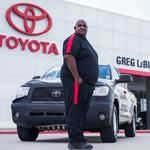Toyota's million-mile Tundra is headed back home to San Antonio