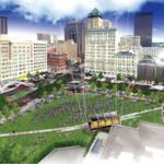 Dayton picks designer for new downtown pavilion