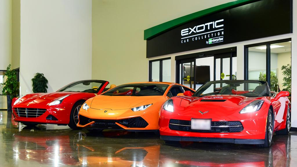 Sitezeus Enterprise S Exotic Car Collection And More In This Week S