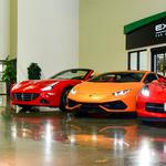 Luxury car rentals spike ahead of Super Bowl in Houston