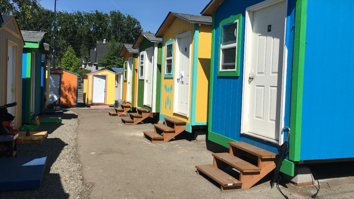 Tiny Home Designs: Low Income Housing Institute's Tiny Homes Go Beyond Crisis