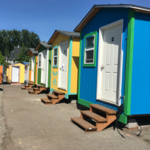 Vulcan enlists 500 volunteers to build 30 homes for Seattle's newest tiny house village