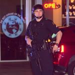 11 officers shot, 5 killed in Dallas police ambush
