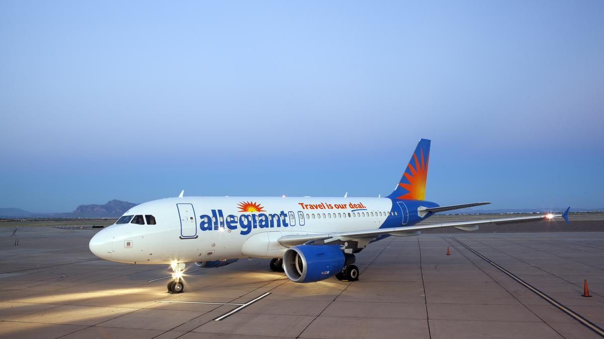 Allegiant Air Cancels A Number Of Flights Out Of St Pete