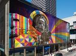 This mural will be Cincinnati's largest yet: PHOTOS