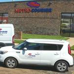 Record year for Metro Courier's Amazon deliveries