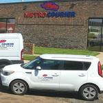 Metro Courier adapting delivery strategies