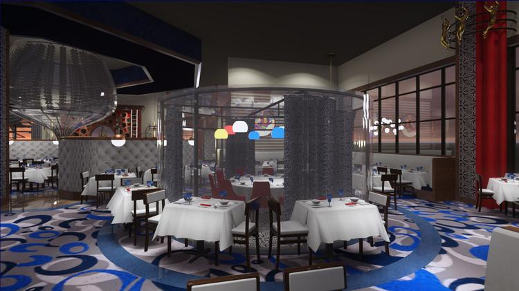 Hollywood Plaza S Top Floor Italian Restaurant Announced
