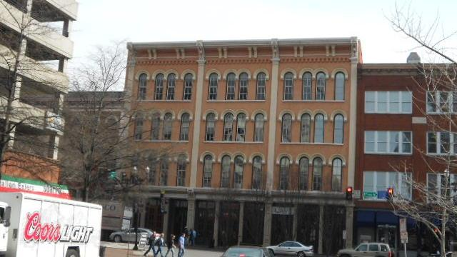 Delightful Busy Atlanta Investor Has Another Downtown Building Under Contract    Nashville Business Journal