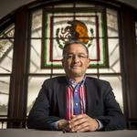 Mexico's new consul makes San Antonio's Tricentennial his number one priority