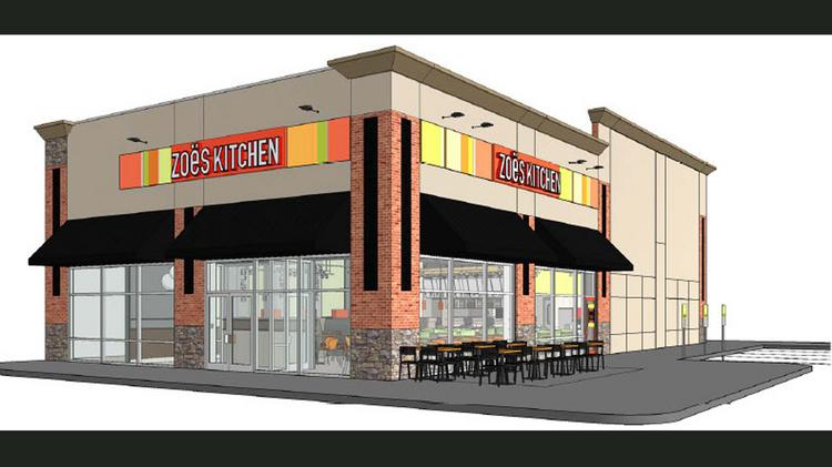 zos kitchen will open its second greensboro restaurant this week - Zoes Kitchen Locations
