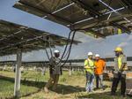 Landlocked suburb becomes largest single customer for community solar in San Antonio