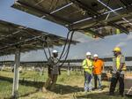 Colorado company's Texas community-solar project is up and running