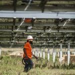 San Antonio community solar farm sells out of panels, goes online