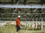 San Antonio's first 'community solar' project scheduled to be online early Fall (slideshow)