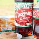 Cheerwine, Krispy Kreme team up for new soft drink