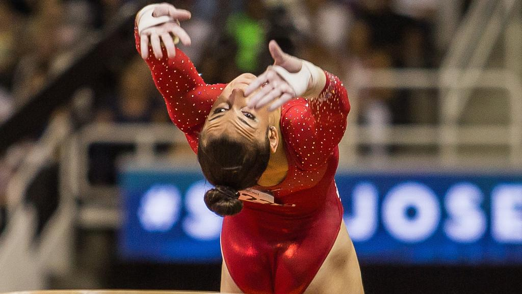 Gymnastics world reels as team doctor faces victims