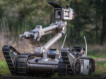 Use of bomb-carrying robot by Dallas police not the future of defense robotics market, industry CEO says