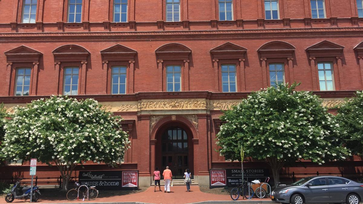 National Building Museum lays off some employees - Washington Business Journal