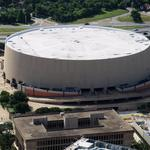 UT Austin identifies preferred location for Erwin Center replacement