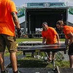 Local crews ready Waterfront Park for 65,000 expected at Forecastle (PHOTOS)