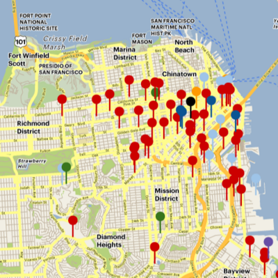 Crane Watch San Francisco: Check out details on all major ...