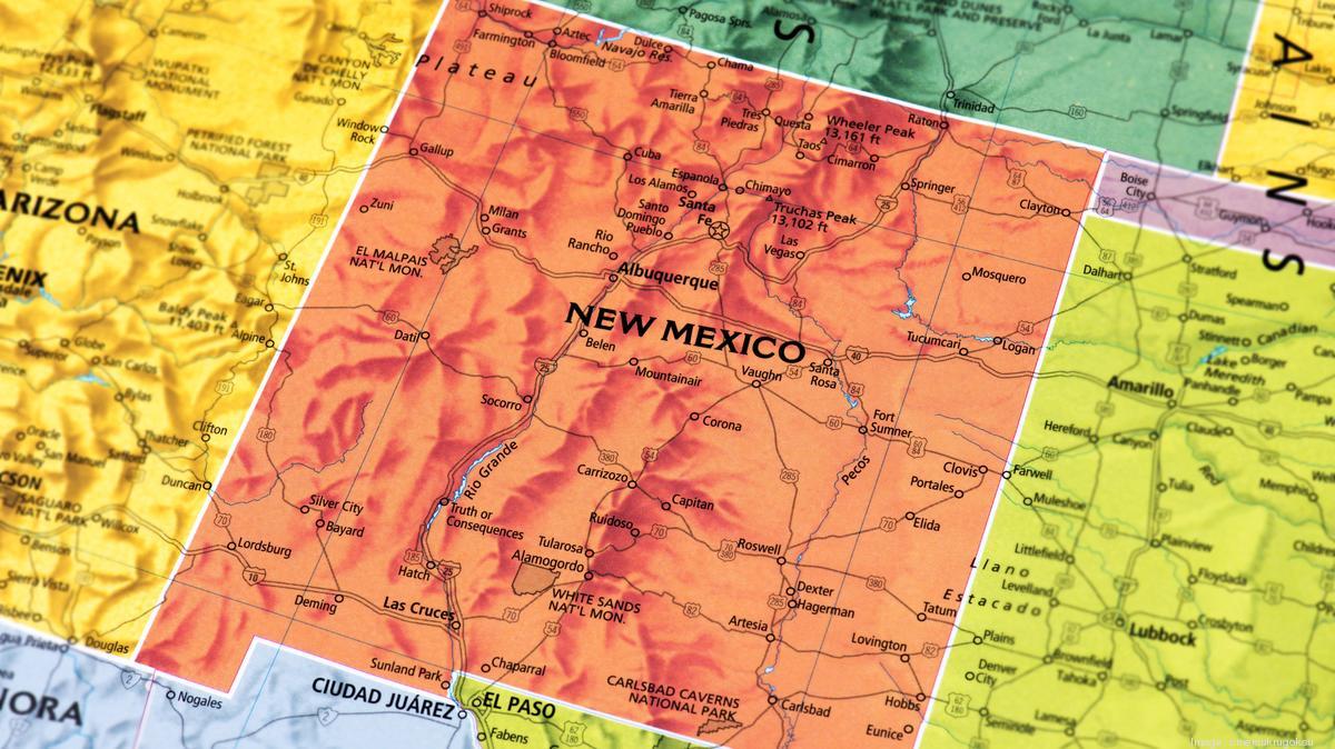 New Mexico ranks 36 in healthiest states study ...