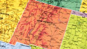 New Mexico tops the list for most-dependent on the federal government